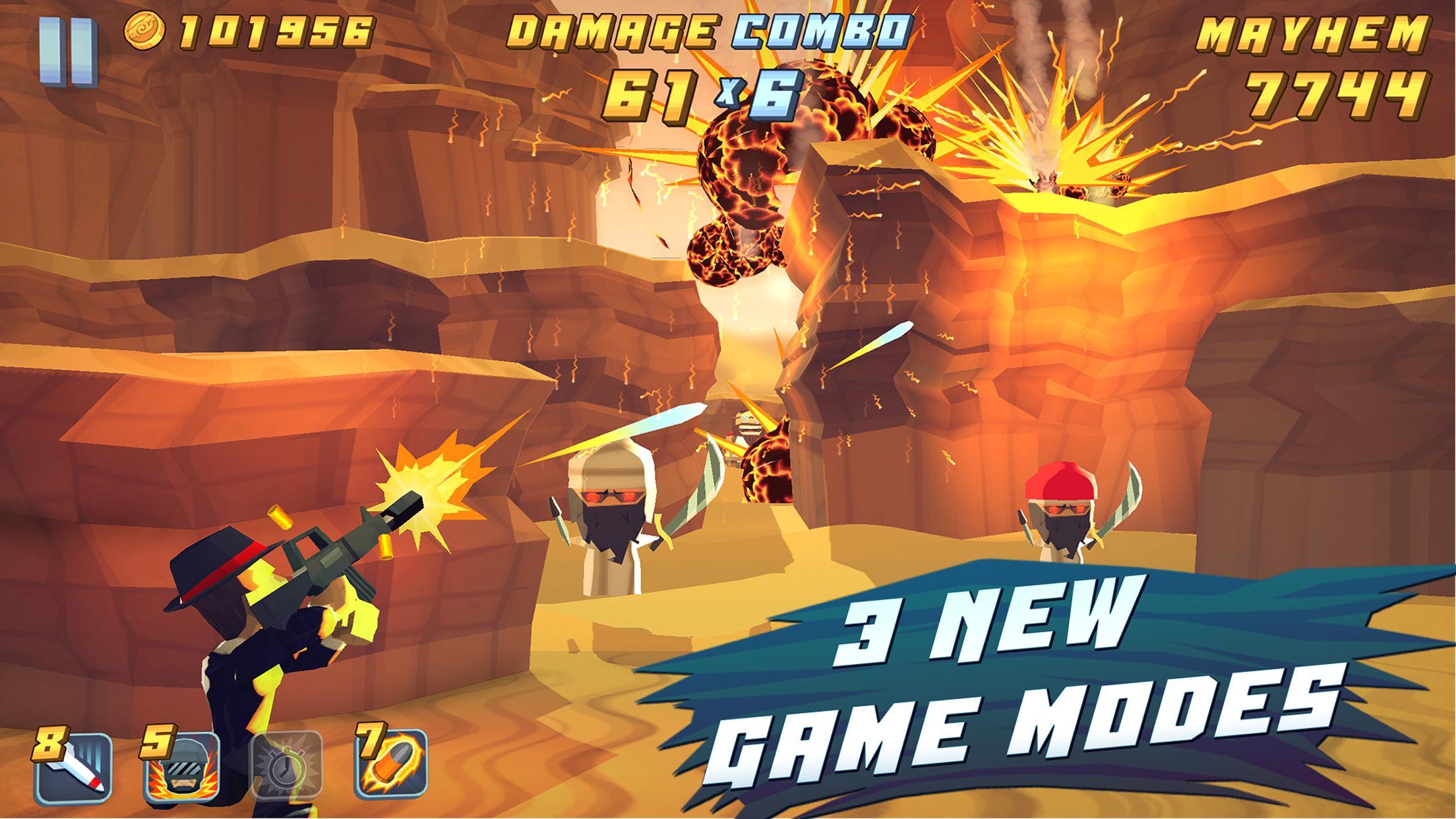 Major Mayhem 9 Screenshot 8